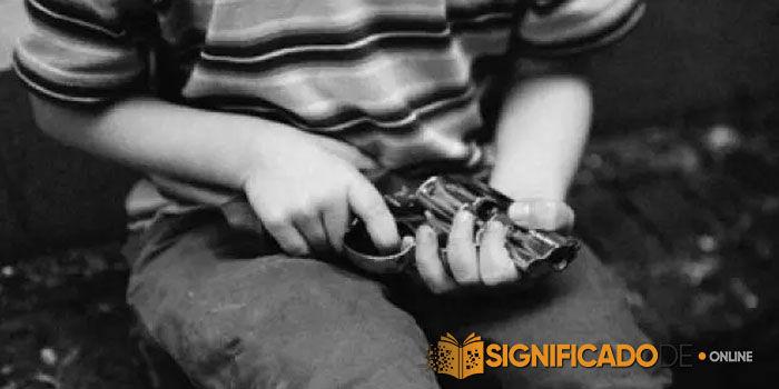soñar con suicidio por arma de fuego